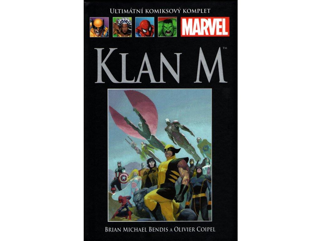 UKK Ultimátní Komiksový Komplet 32 Klan M
