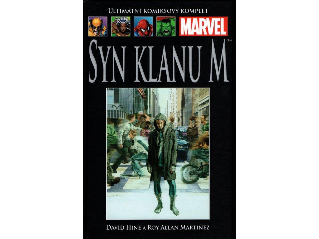 UKK Ultimátní Komiksový Komplet 39 Syn klanu M