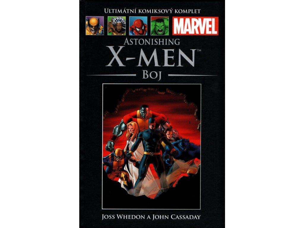 UKK Ultimátní Komiksový Komplet 40 Astonishing X-Men Boj