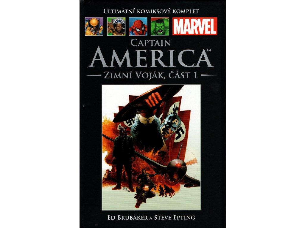 UKK Ultimátní Komiksový Komplet 44 Captain America Zimní voják, část 1