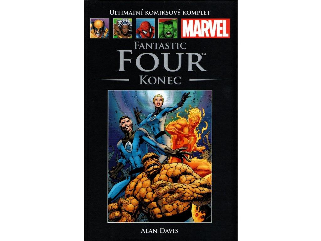 UKK Ultimátní Komiksový Komplet 46 Fantastic Four Konec