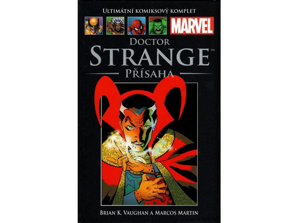 UKK Ultimátní Komiksový Komplet 47 Doctor Strange Přísaha