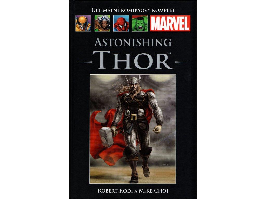 UKK Ultimátní Komiksový Komplet 60 Astonishing Thor