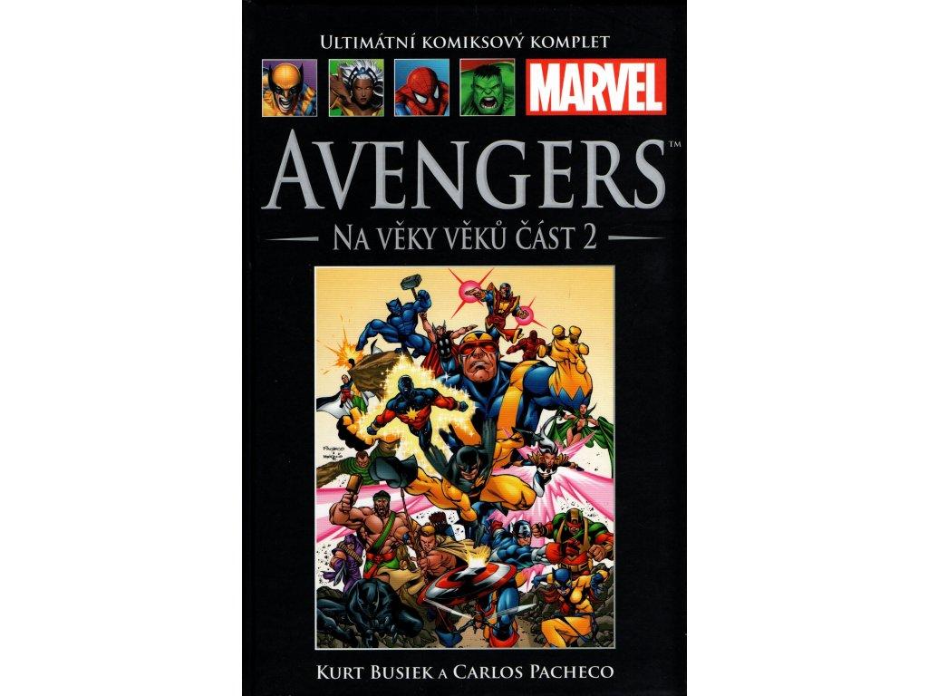 UKK Ultimátní Komiksový Komplet 62 Avengers Na věky věků, část 2