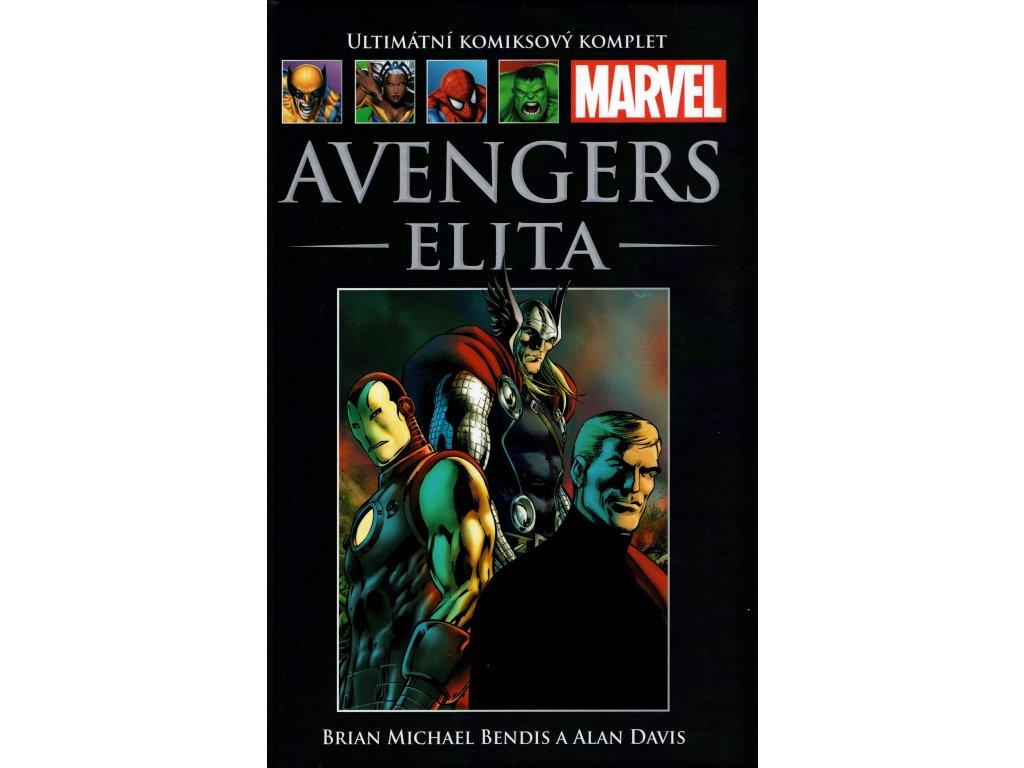 UKK Ultimátní Komiksový Komplet 65 Avengers Elita