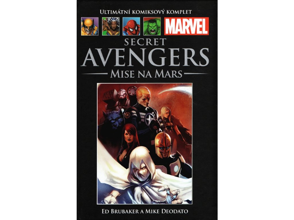 409527 ukk 66 secret avengers mise na mars rozbaleny