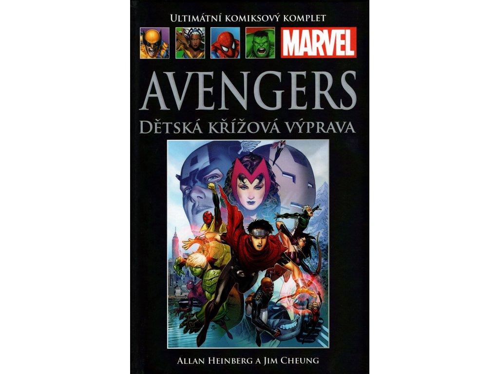 UKK Ultimátní Komiksový Komplet 70 Avengers Dětská křížová výprava