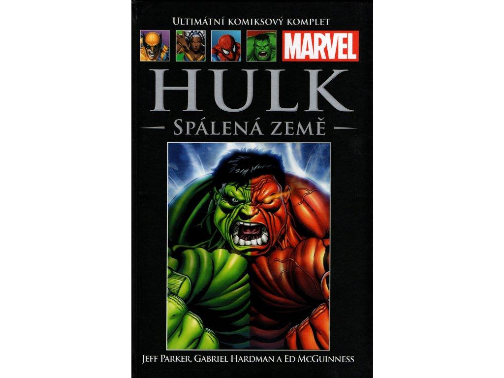 UKK Ultimátní Komiksový Komplet 71 Hulk Spálená země