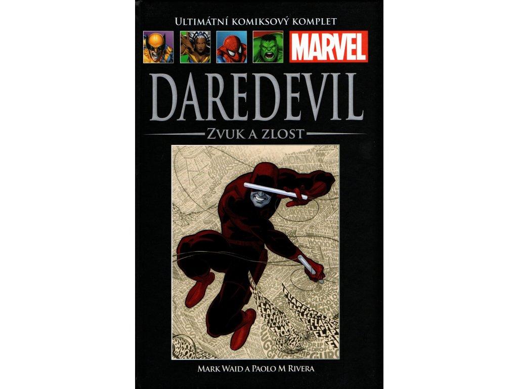 UKK Ultimátní Komiksový Komplet 77 Daredevil Zvuk a zlost