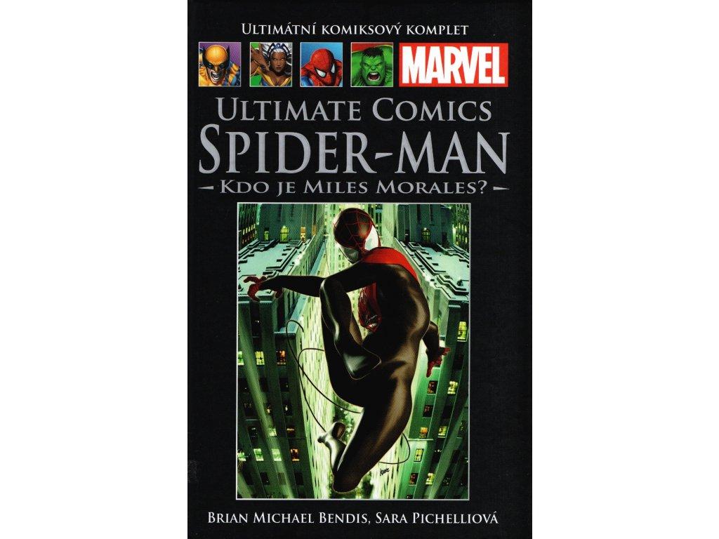 409638 ukk 78 ultimate comics spider man kdo je miles morales novy