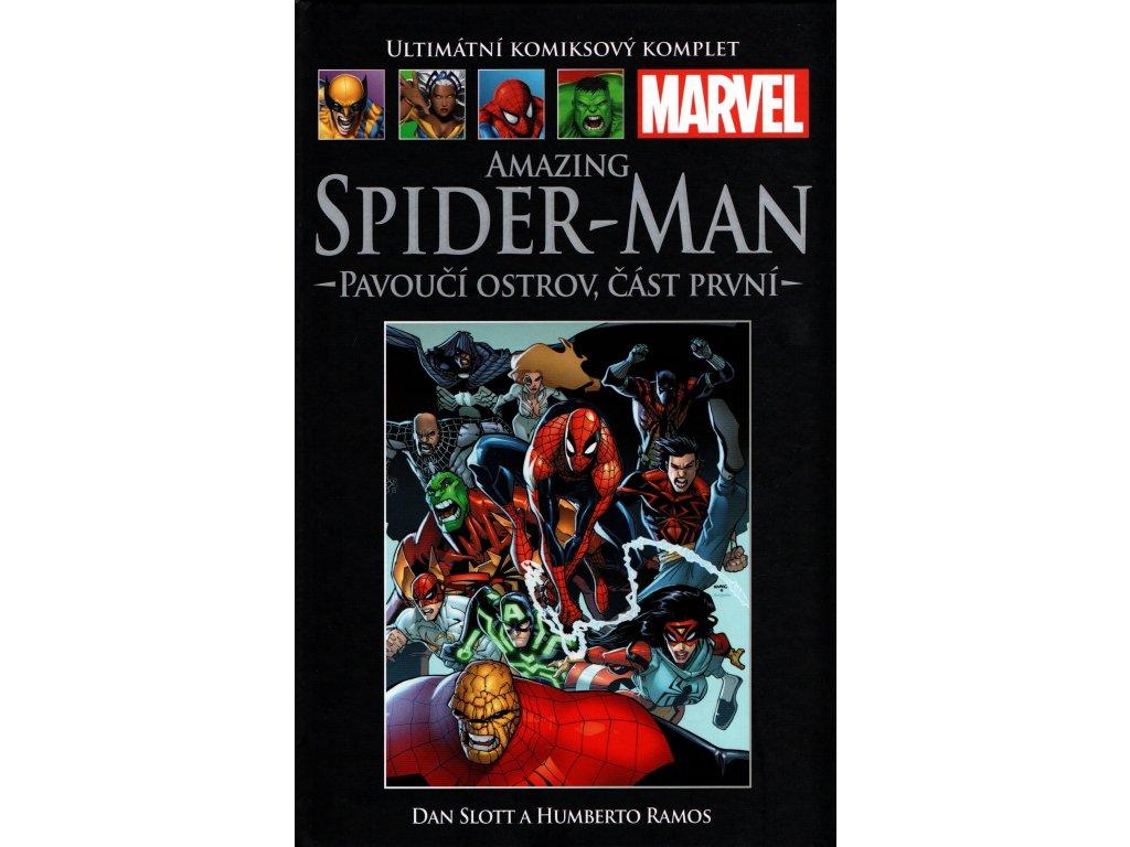 409659 ukk 80 amazing spider man pavouci ostrov cast 1 v horsim stavu