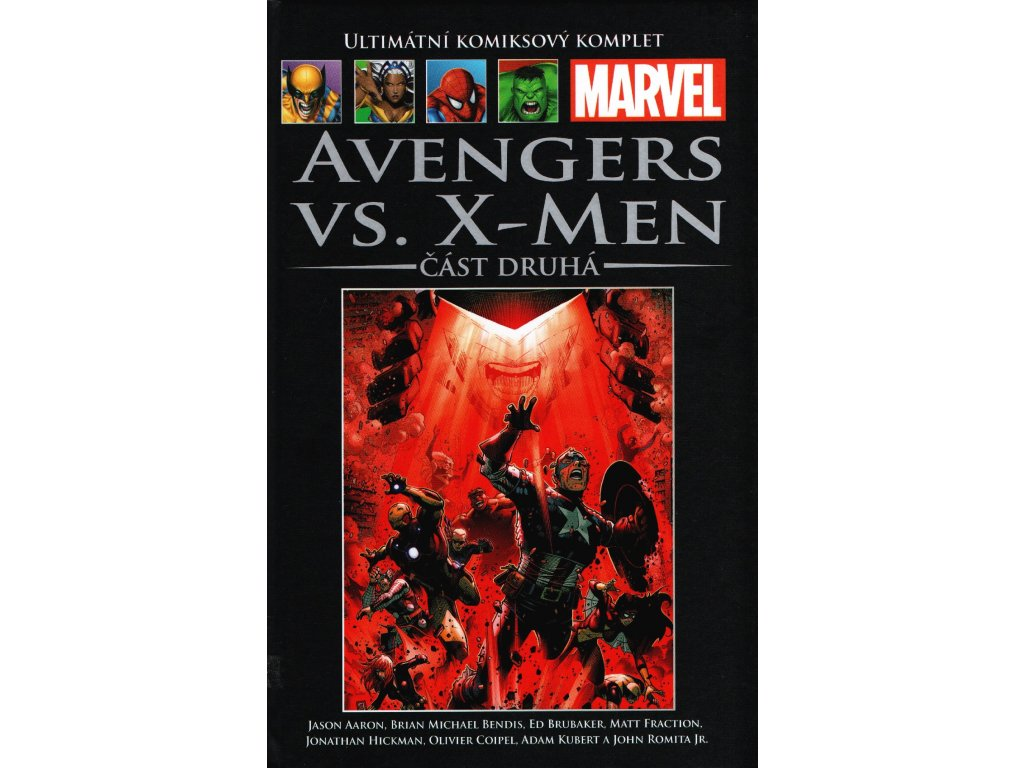 409680 ukk 83 avengers vs x men cast 2 rozbaleny