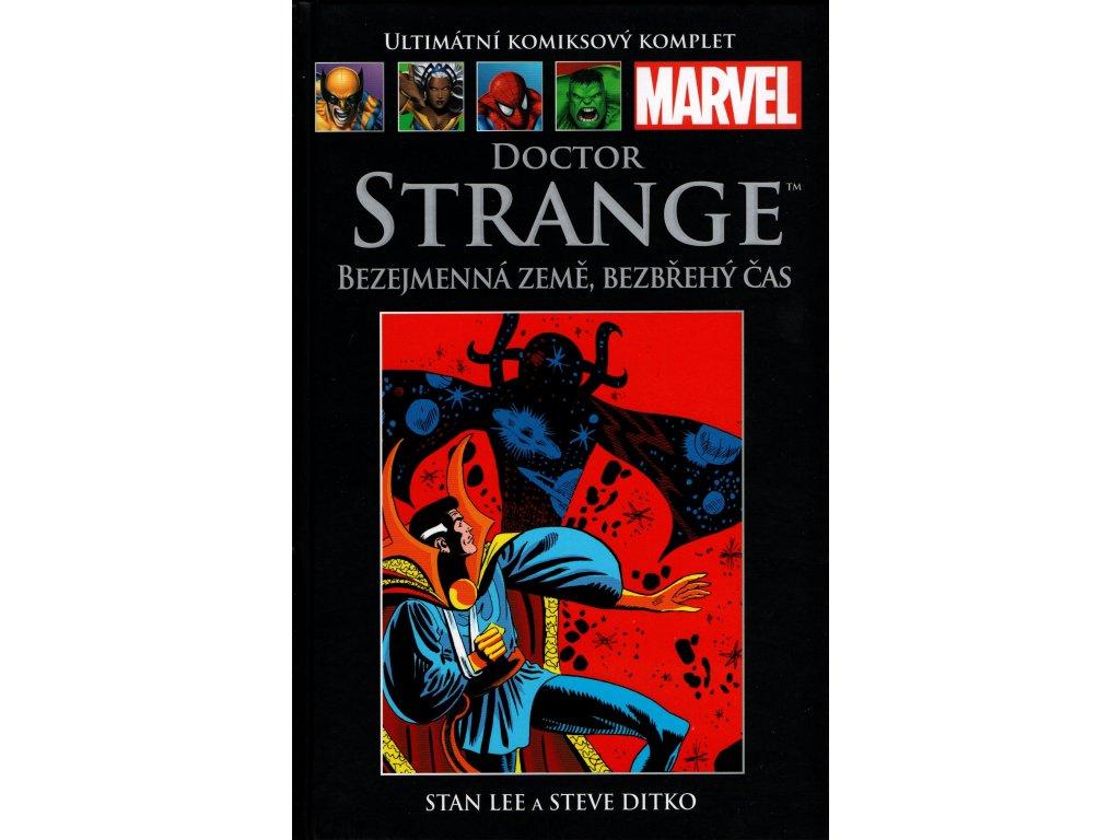 UKK Ultimátní Komiksový Komplet 87 Doctor Strange Bezejmenná země, bezbřehý čas