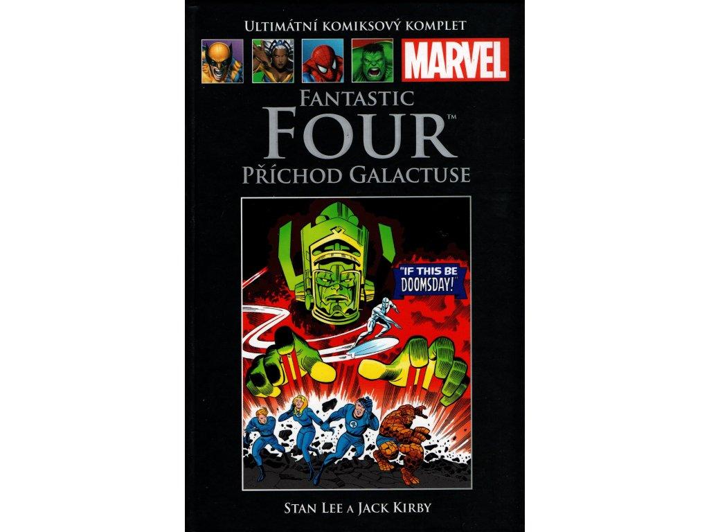 UKK Ultimátní Komiksový Komplet 88 Fantastic Four Příchod Galactuse