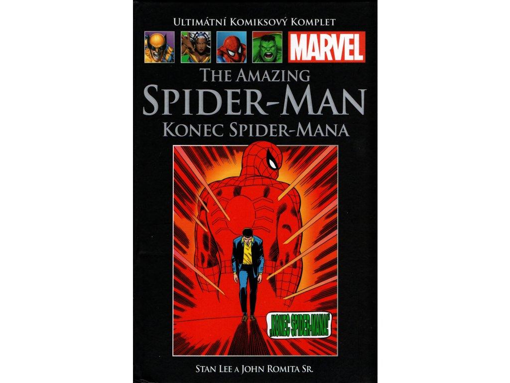UKK Ultimátní Komiksový Komplet 90 The Amazing Spider-Man Konec Spider-Mana