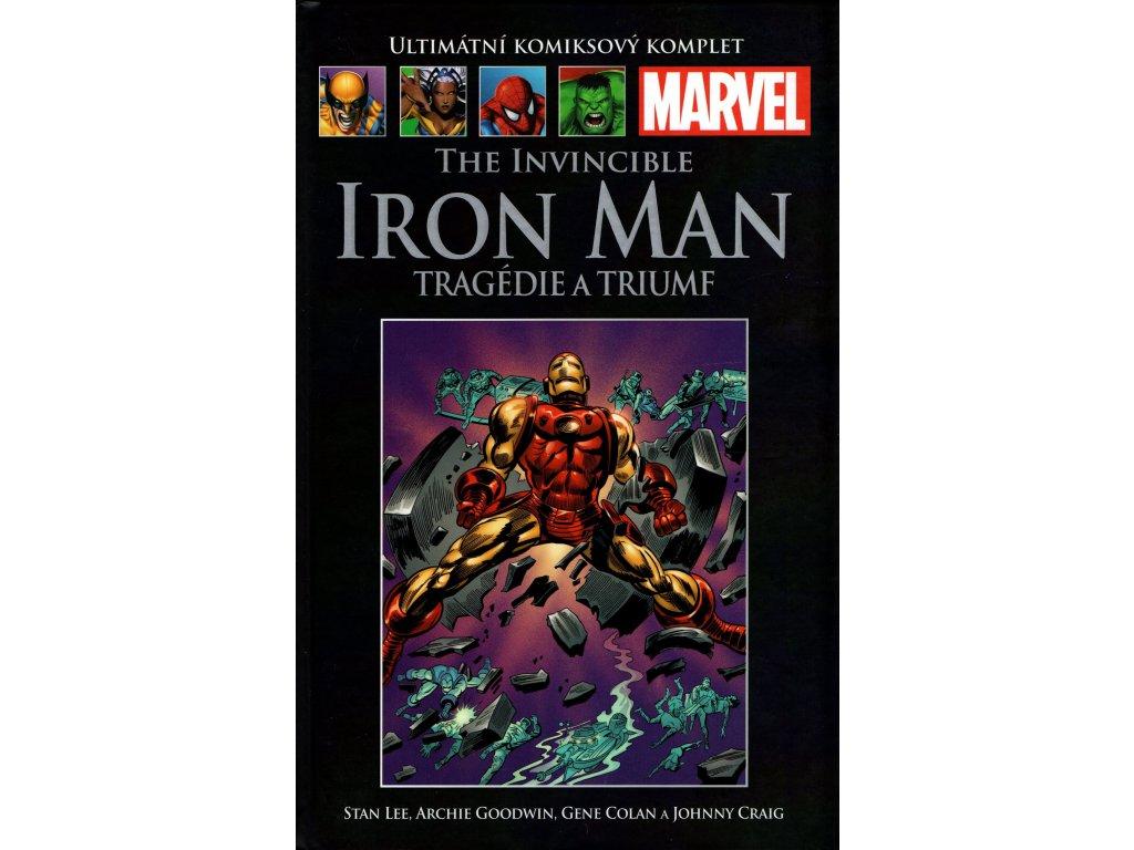 UKK Ultimátní Komiksový Komplet 91 The Invincible Iron Man Tragédie a triumf