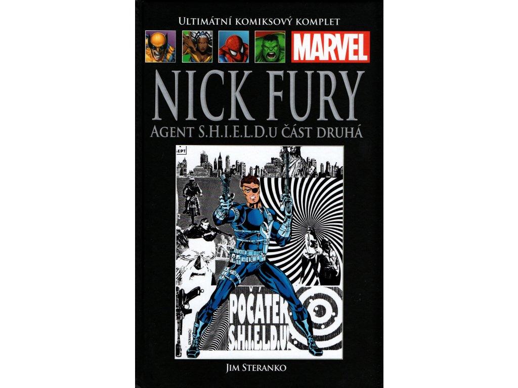 UKK Ultimátní Komiksový Komplet 93 Nick Fury Agent S H I E L D u, část 2