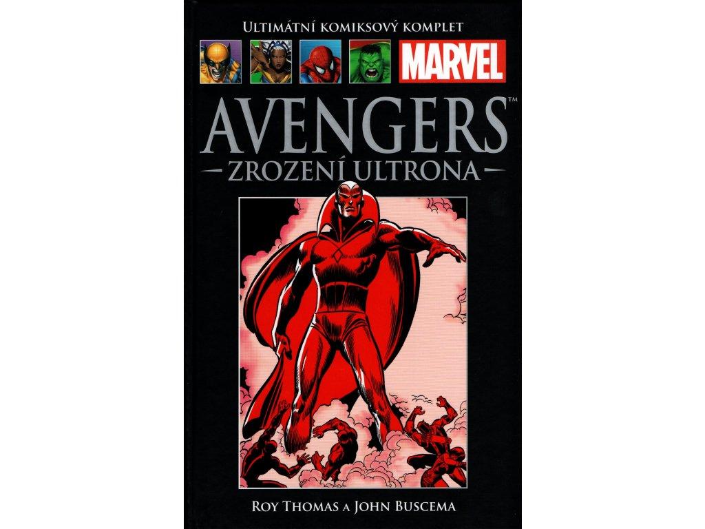 UKK Ultimátní Komiksový Komplet 96 Avengers - Zrození Ultrona