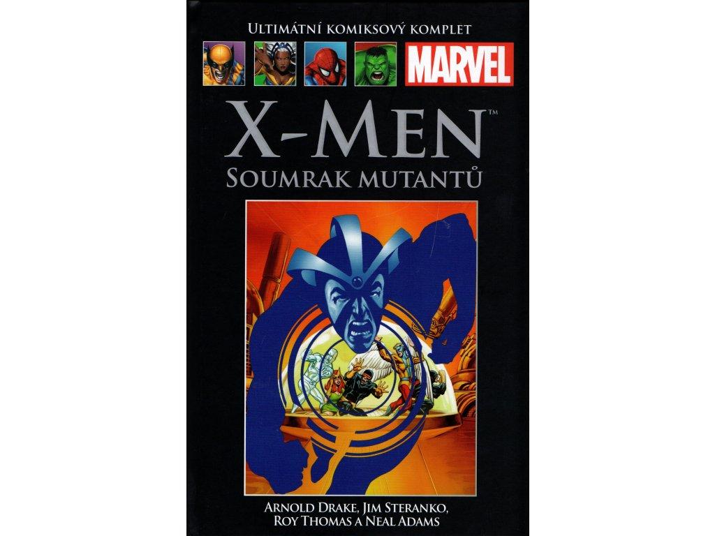 UKK Ultimátní Komiksový Komplet 99 X-Men Soumrak mutantů