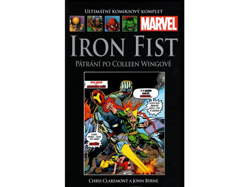 UKK Ultimátní Komiksový Komplet 115 Iron Fist Pátrání po Colleen Wingové