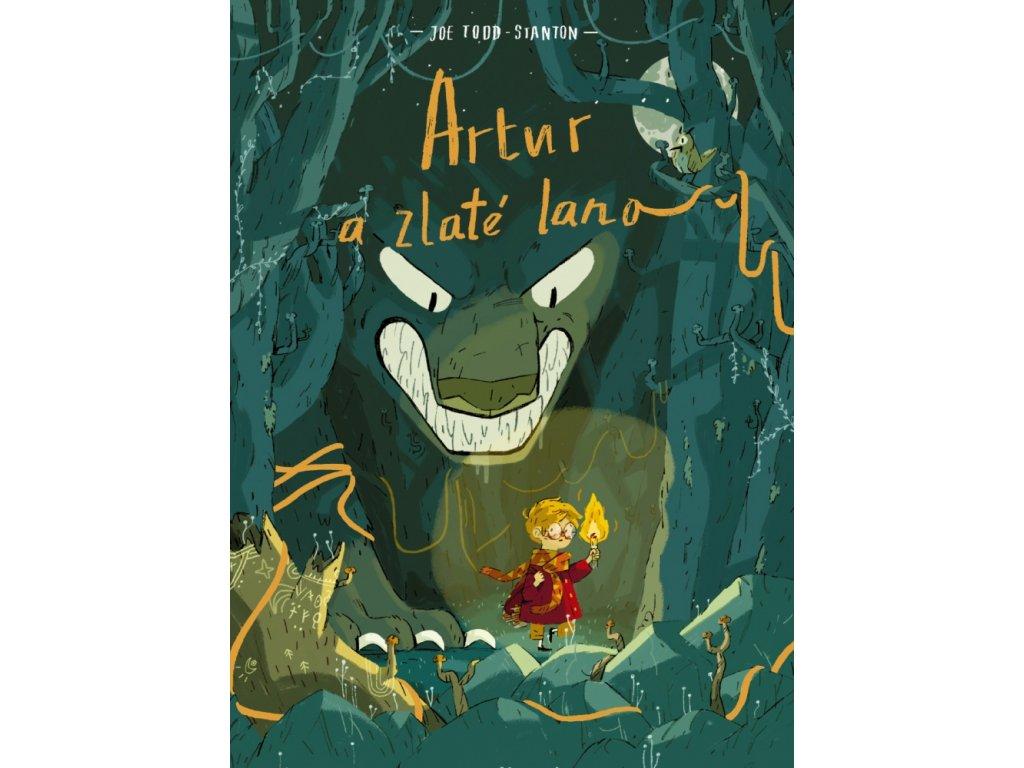 Arthur a zlaté lano