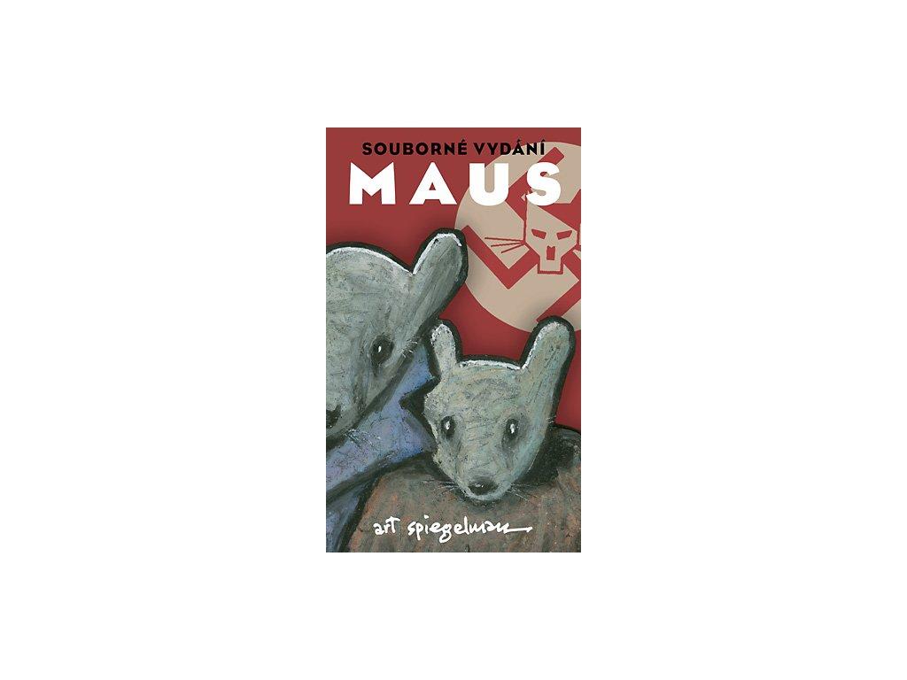 Maus (souborné vydání)