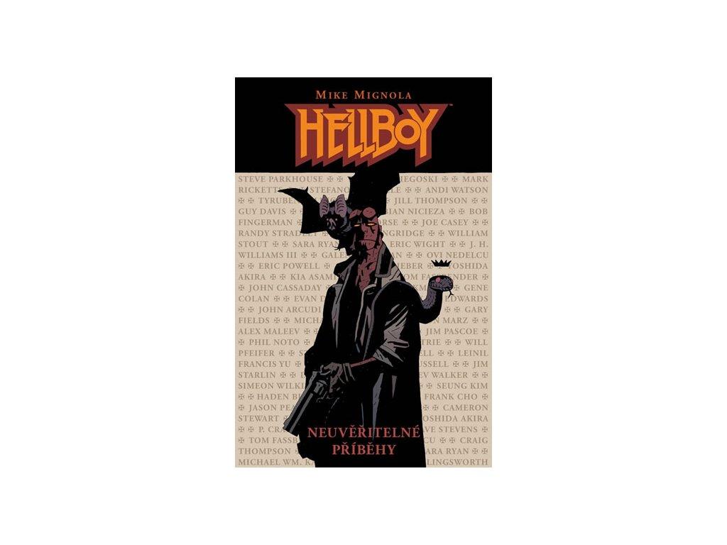 Hellboy - Neuvěřitelné příběhy