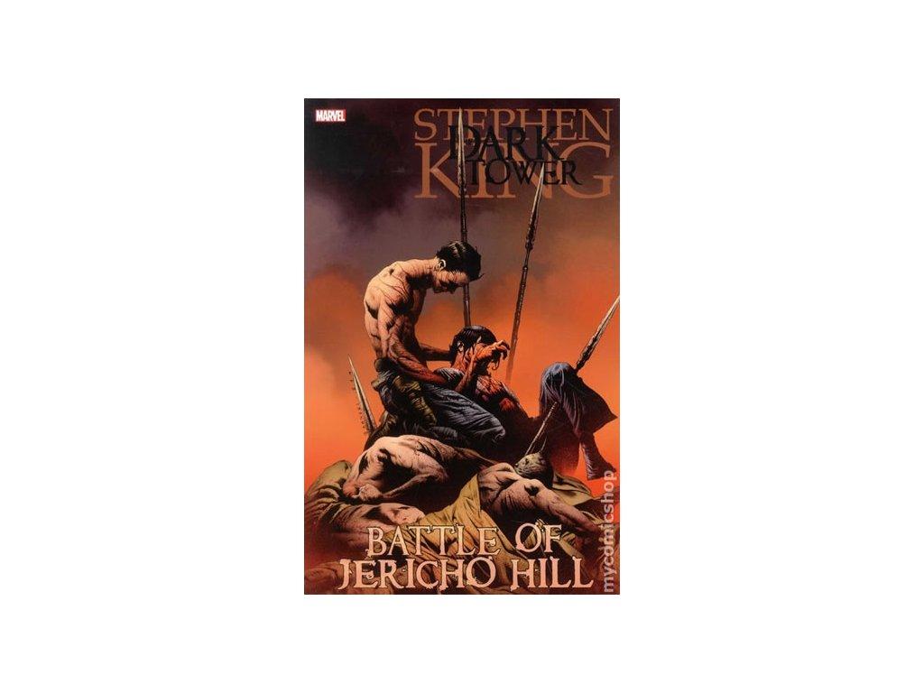 Temná věž 5 - Bitva o Jericho Hill