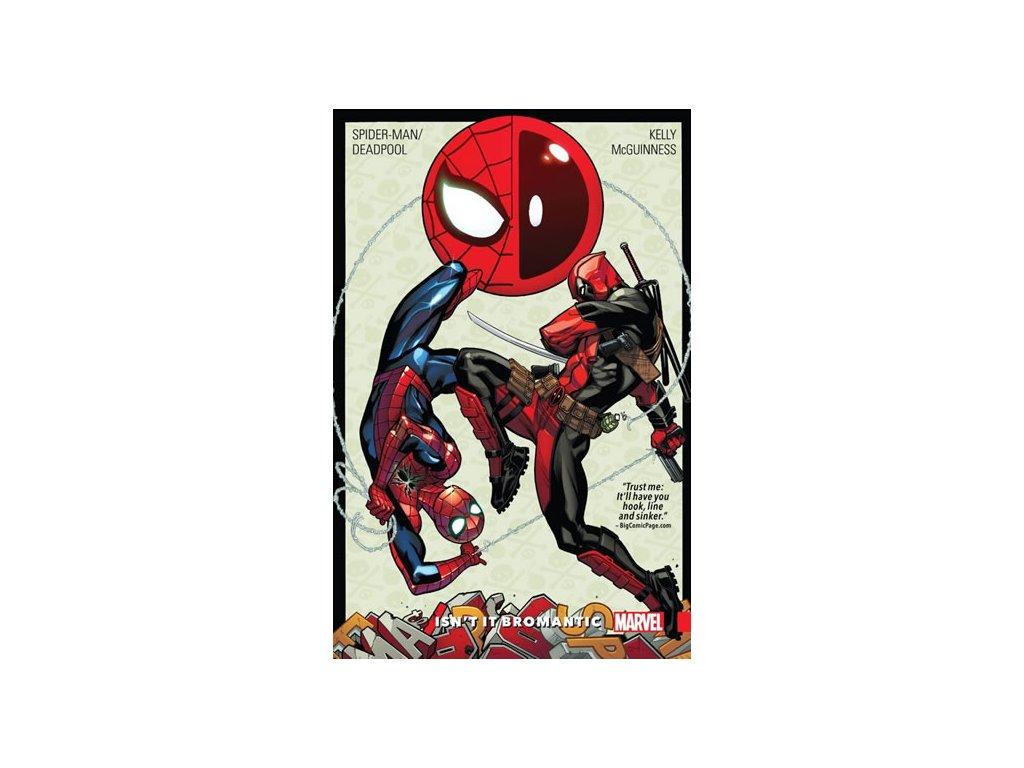 Spider-Man Deadpool - Parťácká romance