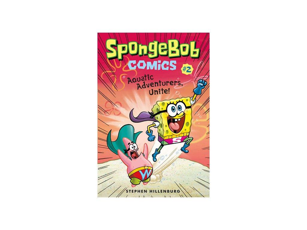 SpongeBob 2 - Dobrodruzi všech moří, spojte se!