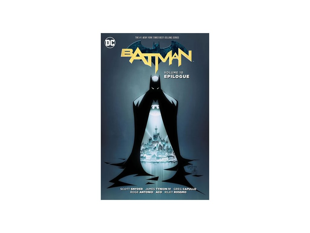 Batman - Epilog