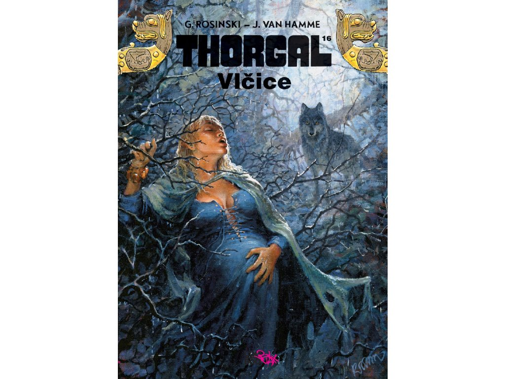 Thorgal - Vlčice