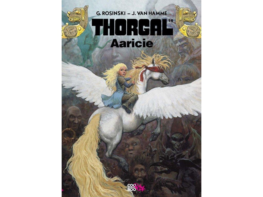 Thorgal - Aaricia