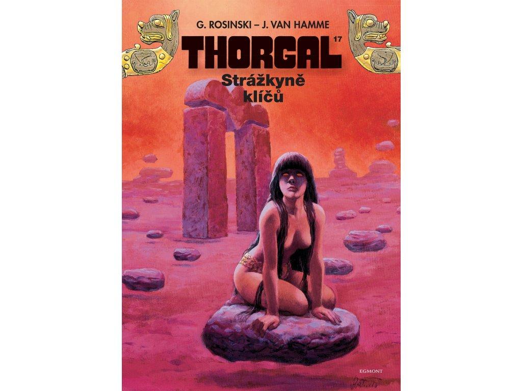 Thorgal 17 - Strážkyně klíčů