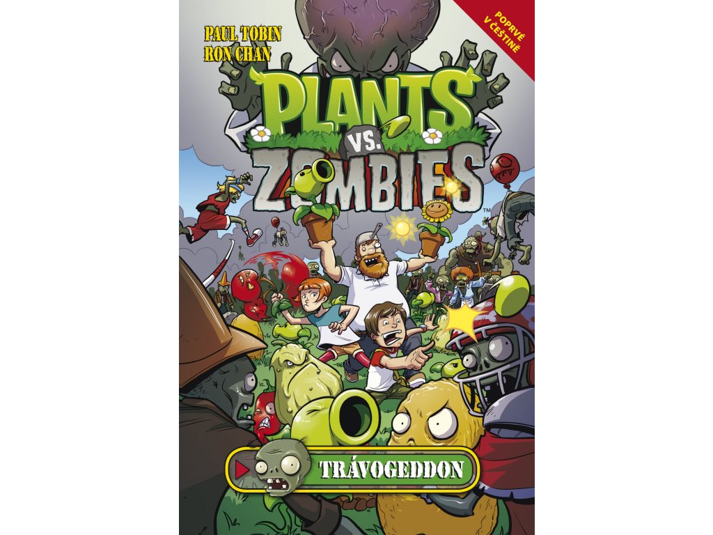 Plants vs. Zombies – Trávogedon