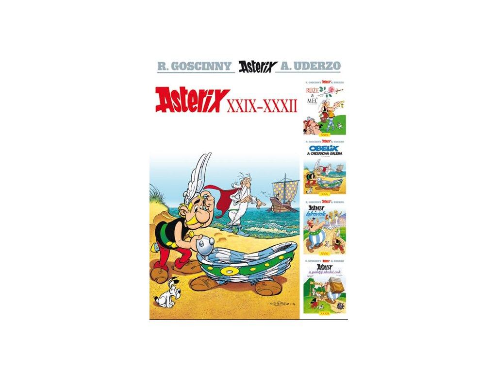 Asterix XXIX - XXXII