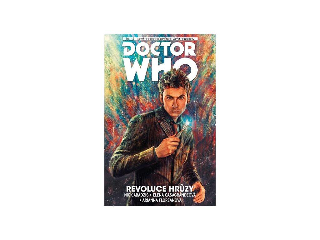 Desátý Doctor Who - Revoluce hrůzy