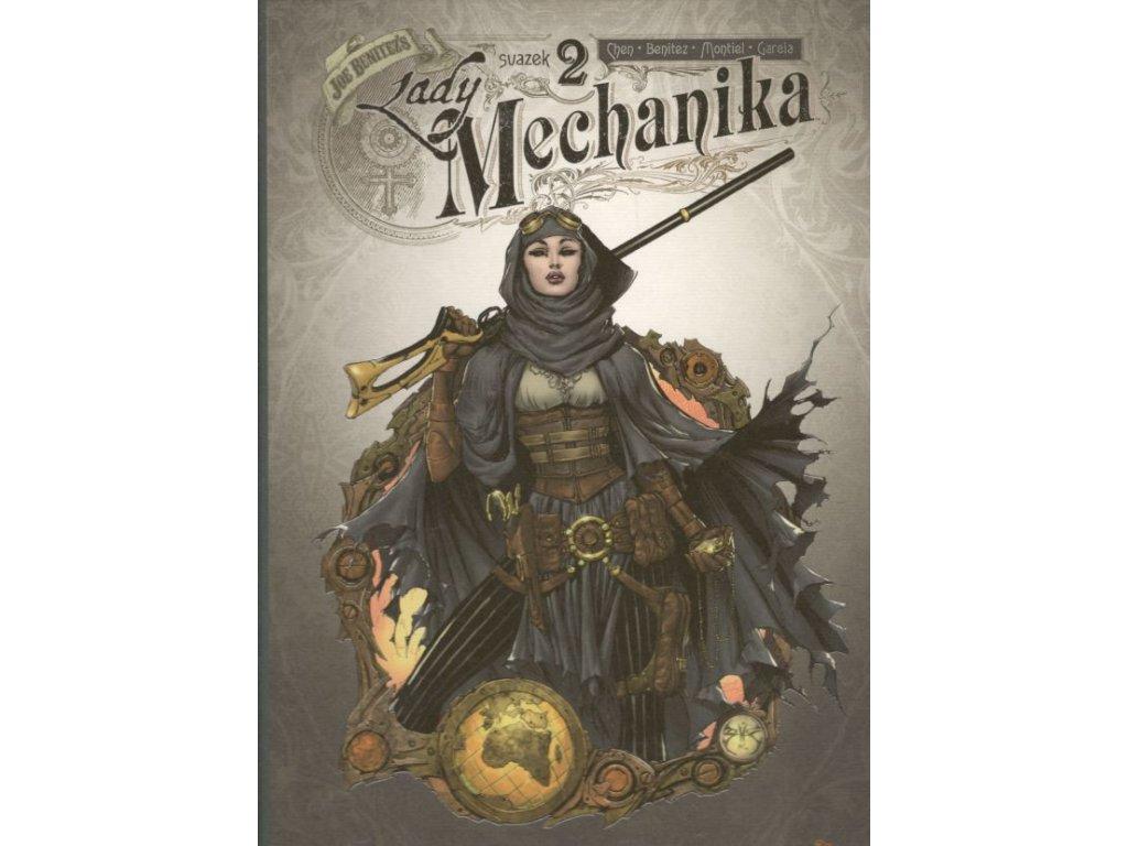 Lady Mechanika 2: Tabule osudů