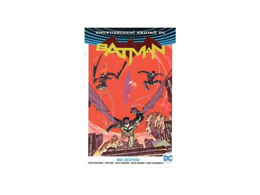 Batman - Noc nestvůr