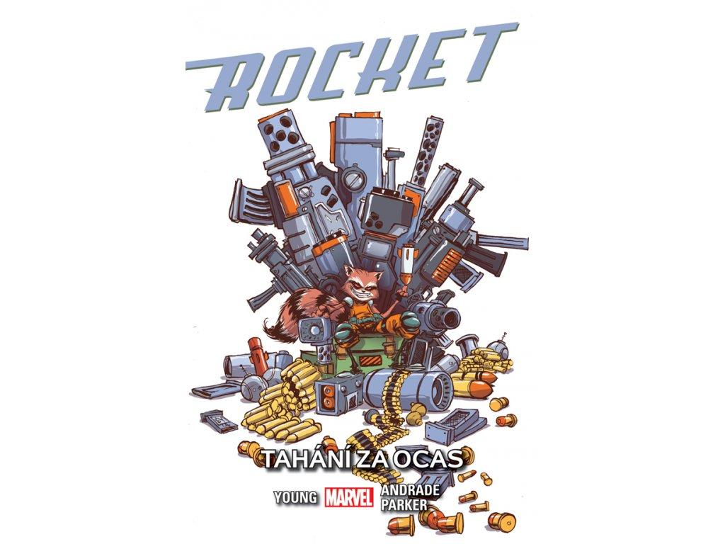 Rocket - Tahání za ocas