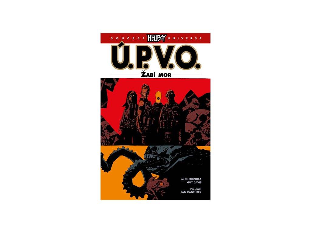Ú.P.V.O. 3 - Žabí mor