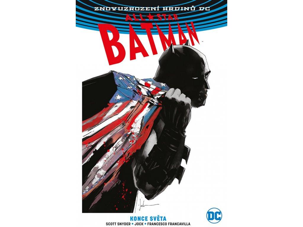 All-Star Batman 2 - Konce světa