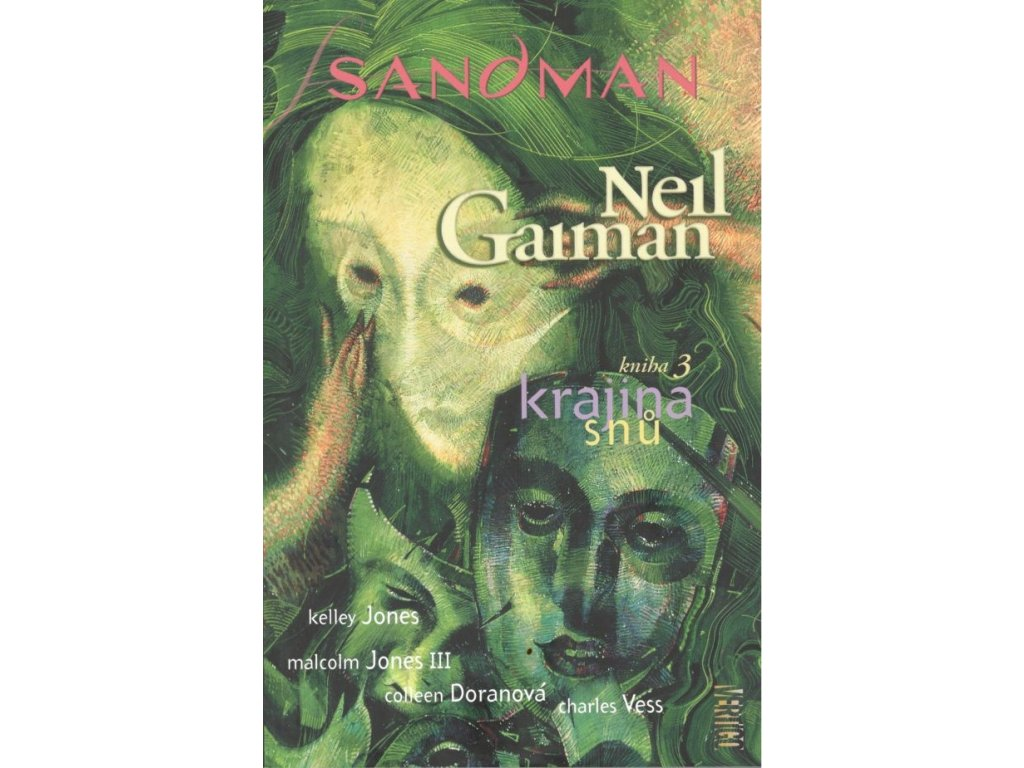Sandman 3 - Krajina snů