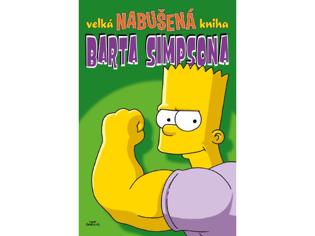 Simpsonovi - Velká nabušená kniha Barta Simpsona