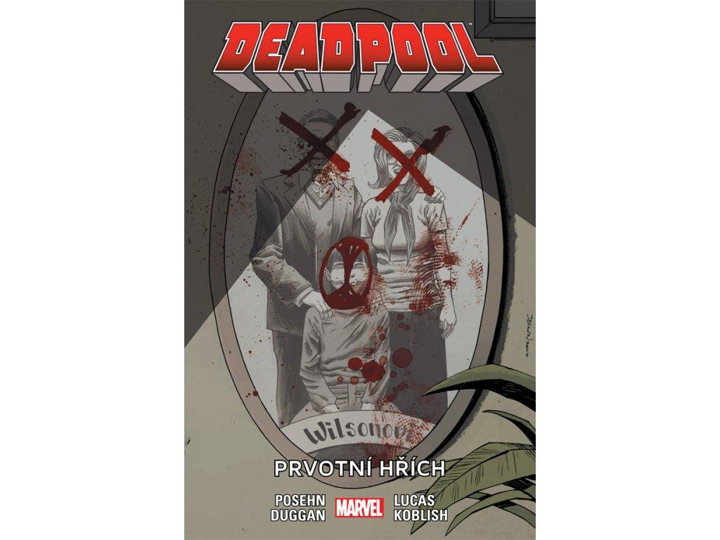 Deadpool 6 - Prvotní hřích