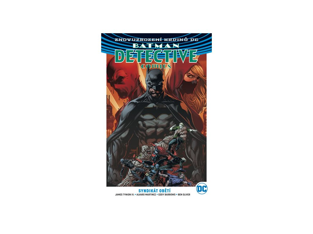 Batman DC 2 - Syndikát obětí