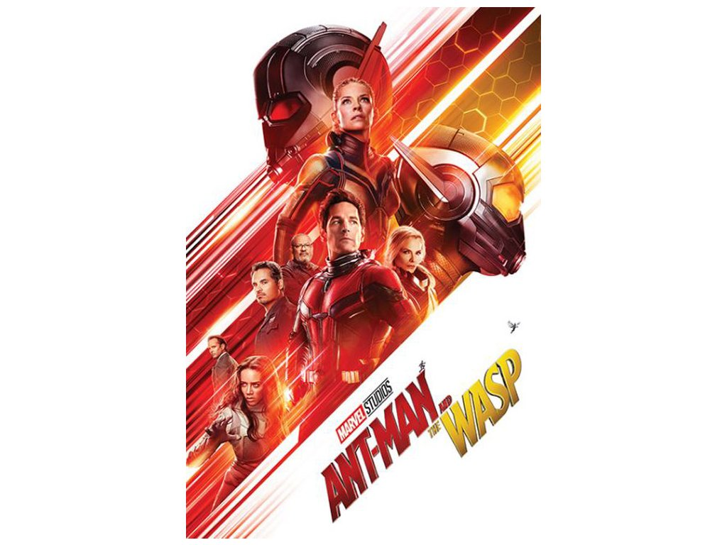 Plakát ANT-MAN AND THE WASP 150 gr
