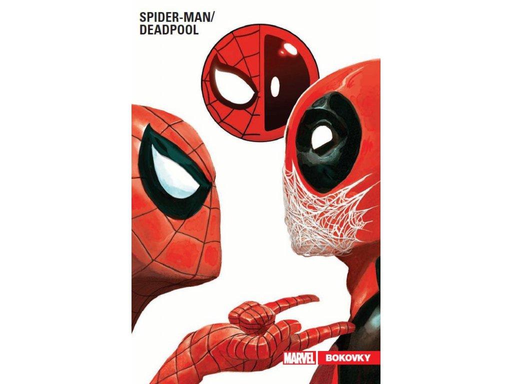 Spider-Man Deadpool 2 - Bokovky