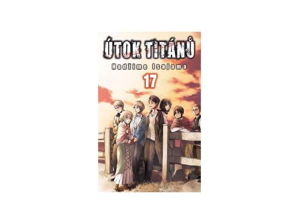 Útok titánů 17