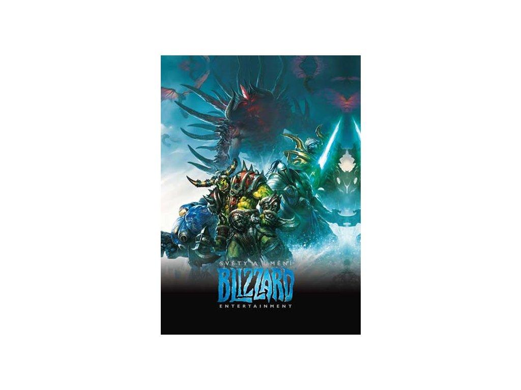 Světy a umění Blizzard Entertainment